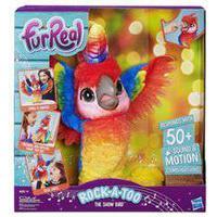 FurReal interaktiv papegøje - Rock-a-too The Show Bird