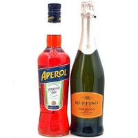 Aperol Spritz Gaveæske med 1 flaske Prosecco