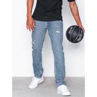 Calvin Klein Jeans Straight Taper Jeans Blue
