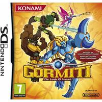 Gormiti: The Lords of Nature - Nintendo DS (brugt)