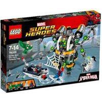 LEGO Super Heroes Spider-Man: Doc Ocks tentakelfælde 76059