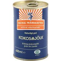 Kung Markatta Kokosmjölk, 400ml KRAV
