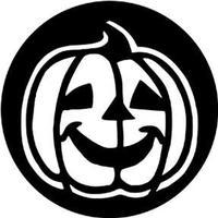 Gobo Rosco 78105 - Happy Pumpkin - Size B