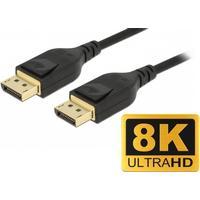 Delock DisplayPort 1.4 kabel - 8K - 60Hz - 1 m