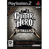 Guitar Hero Metallica - Playstation 2 (brugt)