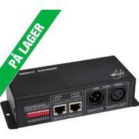 VelLight - DMX styring til RGBW LED strips - 4 kanaler TILBUD NU for