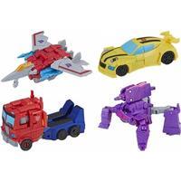 Transformers CYB Action Attackers Commander Figur, 1 Stück