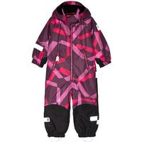 Reima Kiddo Winter Overall Snowy - Cranberry Pink (520225B-3608)
