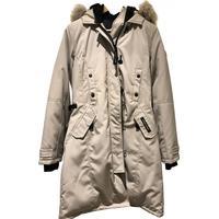 Mantel Polyester Beige