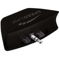 SpeedLink Xbox 360 Headset Adapter with 3.5mm Port - Black