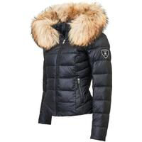 RockandBlue Chill Down Jacket - Black/Natural