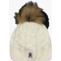 Parajumpers - Cable Knit Hat - Off White