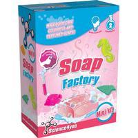 Science4You Soap Factory minikit nordiskt