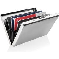 Savisto Metal RFID Wallet - Silver (SV-HOUS-Z091)