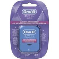 Oral-B 3D White Luxe Dental Floss 35 m