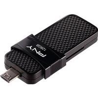 PNY Duo Link OTG Micro 128GB USB 3.0