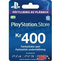 Sony PlayStation Network - 400 KR