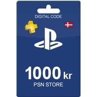 Sony PlayStation Network - 1000 KR
