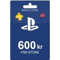 Sony PlayStation Network - 600 KR