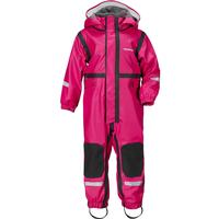 Didriksons Scale Kid's Coverall - Warm Cerise (501997-169)