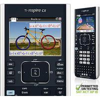 Texas TI-Nspire CX graphing calculator Dansk e-manual