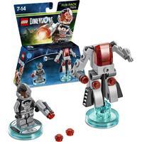 Warner Bros LEGO DIMENSIONS FUN PACK CYBORG