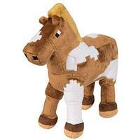 "Minecraft 13"" Horse Plush"