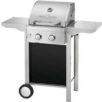 ProfiCook Gasgrill PC-GG 1128 eds stainless steel