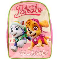 Paw Patrol rygsæk med Skye & Everest - Lyserød