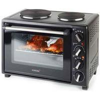 Korona 57400 30L 1500W Black Grill toaster oven - Korona 57400, 30 L,