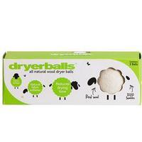DryerBalls til Tørretumbling 3 stk.
