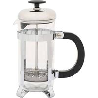 Whittard Silver 8-Cup Cafetière