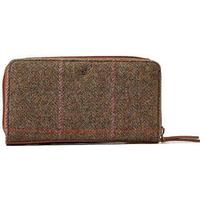 Pet and Country Joules Fairford Tweed Purse Hardy Tweed