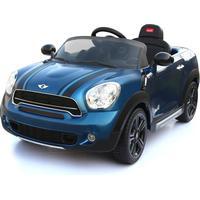 Mini Cooper ELBil til børn 12V m/2.4G Fjernbetjening