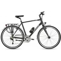 Sensa Travel Lite V27 2019 Herre - 61 cm - Matt Black+Grey