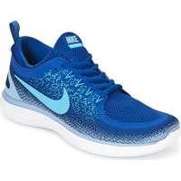 super popular 89554 a44ea Nike Free Run Distance 2 Blå Herr Löparskor Online Försäljning