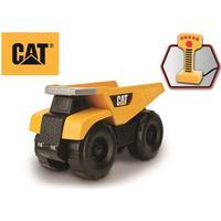 CAT - Fjärrstyrd dumper med ljud och ljus