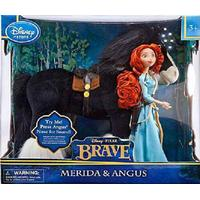 Disney Prinsesse Merida & Angus! Angus