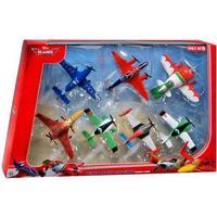 Disney Planes Wings Around the Globe Racing 7-Pack