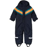 Didriksons Romme Kid's Coverall - Navy (502022-039)