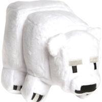 Minecraft Small Baby Polar Bear Plush