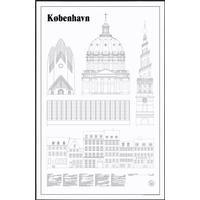 Studio Esinam Kbenhavn Elevations poster