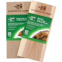 Big Green Egg Wooden Grilling Planks Elletræ