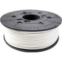 XYZprinting 3D-skrivare Filament XYZprinting PLA-plast 1.75 mm Vit 600 g Junior