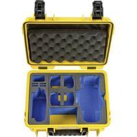B & W outdoor.cases Typ 3000 Outdoor-kuffert Passer til: DJI Mavic 2 Zoom, DJI Mavic 2 Pro