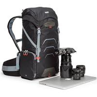 MindShift Gear Kameraryggsäck Ultralight Dual 25L - Black Magma