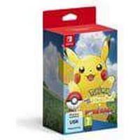Nintendo Pokémon: Let's Go, Pikachu! +Poké ball p Nintendo Switch