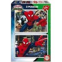 Educa - Pussel - Ultimate Spiderman 2x100 bitar