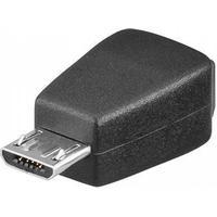 Goobay USB Micro-B-USB Mini-B 2.0 M-F Adapter