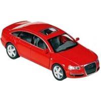 Bil i metall - Audi A6 - röd